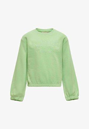 STATEMENT - Sweatshirt - sprucestone