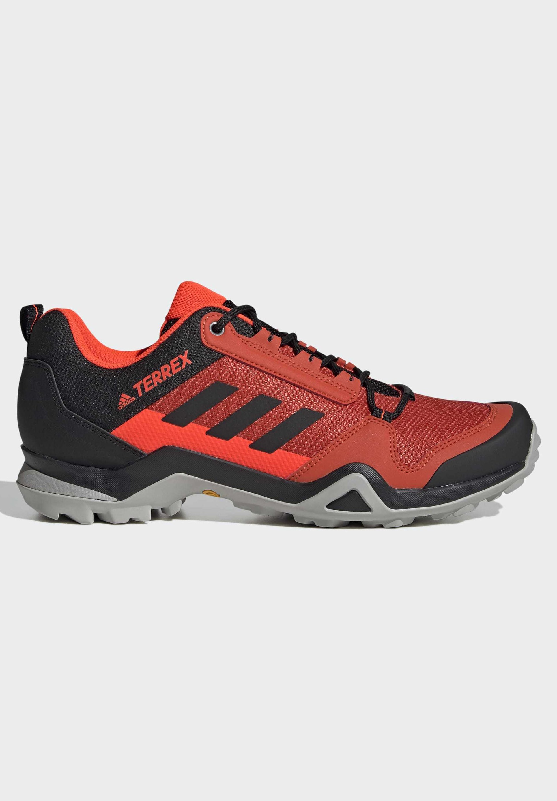 adidas Performance TERREX AX3 HIKING SHOES - Hikingschuh - orange - Herrenschuhe 6fZx8