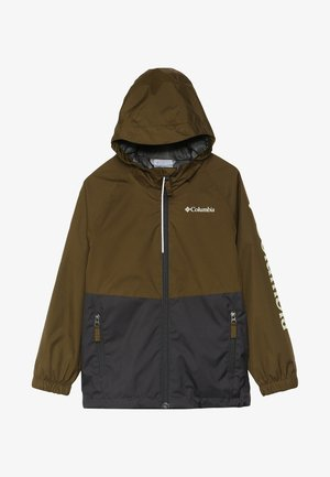 DALBY SPRINGS JACKET - Outdoor jacket - Olive