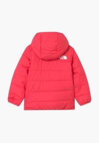 The North Face - REVERSIBLE PERRITO UNISEX - Zimní bunda - paradise pink - 1