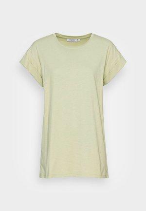 ALVA SEASONAL TEE - T-shirt basic - lint