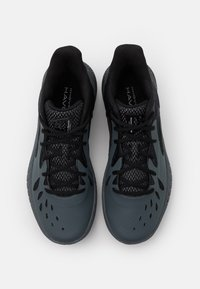 Under Armour - HOVR HAVOC 3 - Basketball shoes - pitch gray - 3