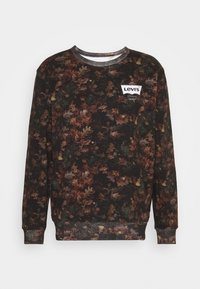 Levi's® - GRAPHIC CREW - Felpa - black - 4