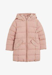 Mango - ALILONG - Abrigo de invierno - rosa - 0