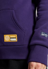 Superdry - COLLEGIATE ATHLETIC  - Sweatjakke - parachute purple - 2