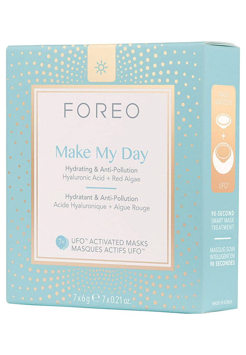 Foreo - MAKE MY DAY MASK - Face mask - -