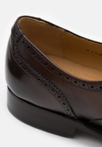 Cordwainer - MICHAEL - Smart lace-ups - elba espresso - 3