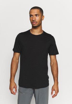 SPHERE TEE - T-shirt - bas - black