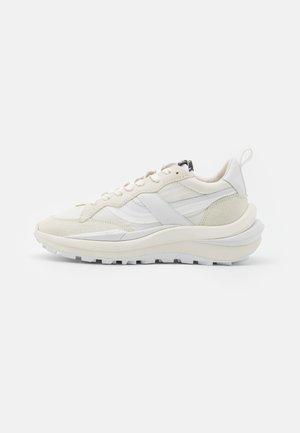 SPIDER  - Trainers - white/offwhite/hotmelt white