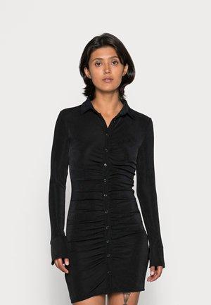 DOLLY DRESS - Trikoomekko - black