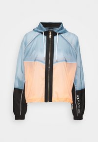P.E Nation - AERIAL DROP JACKET - Training jacket - light blue - 6