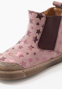 Froddo - ROSARIO CHELYS MEDIUM FIT - Kotníkové boty - dark pink - 2