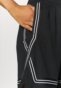 Nike Performance - FLY CROSSOVER SHORT - Sports shorts - black/white - 4