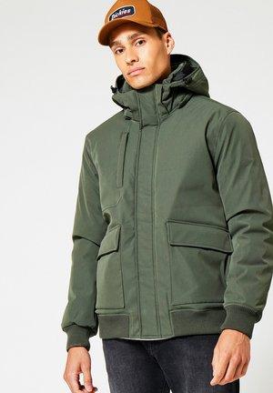JESSE - Winter jacket - green