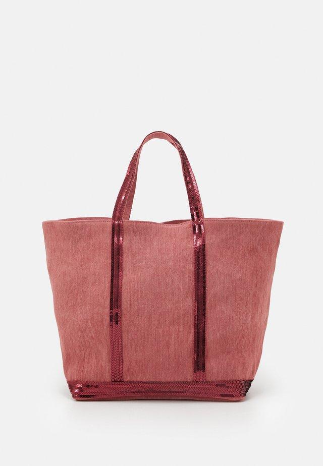 CABAS MOYEN - Handtasche - rose ancien