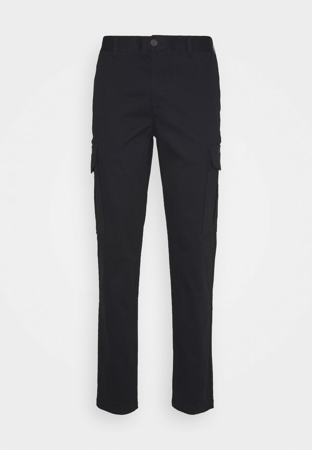 MILLY PANT - Cargo trousers - dunkelblau