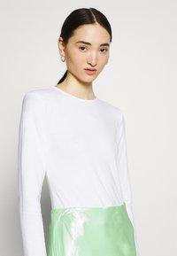 Even&Odd - Långärmad tröja - white - 3