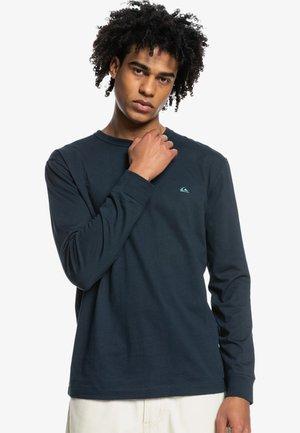 ESSENTIALS - Long sleeved top - navy blazer