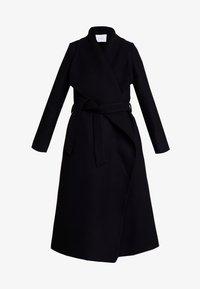IVY & OAK - BATHROBE  - Classic coat - black - 4