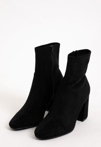 Pimkie - High heeled ankle boots - schwarz - 1