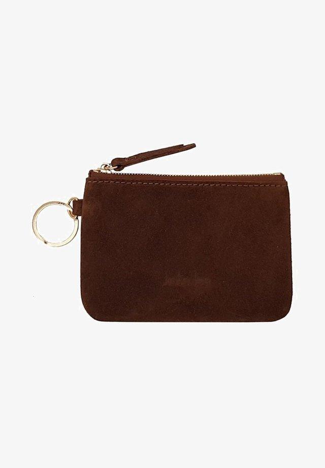 Wallet - marron