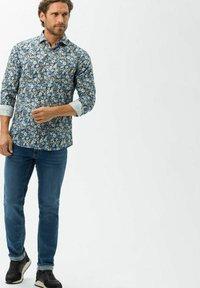 BRAX - STYLE HAROLD  - Shirt - blue denim - 1