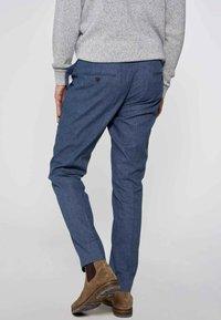MDB IMPECCABLE - Suit trousers - blue - 2