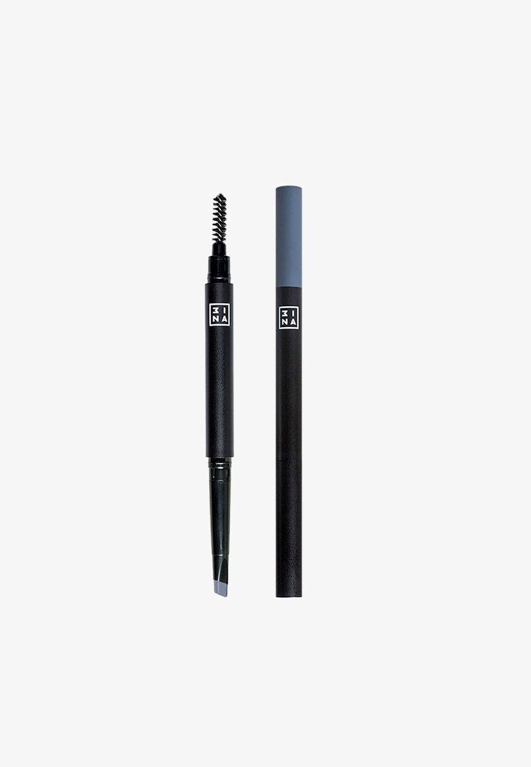 3ina - EYEBROW MARKER - Crayon sourciles - 301 black