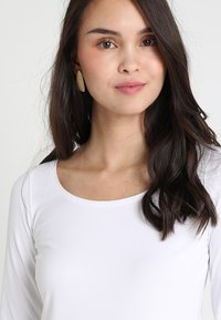 Esprit - Long sleeved top - white - 3