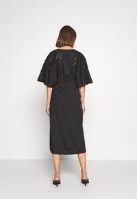 ARKET - Denní šaty - black dark - 2