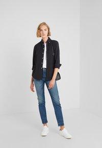 Polo Ralph Lauren - OXFORD RELAXED FIT - Skjorta - black - 1