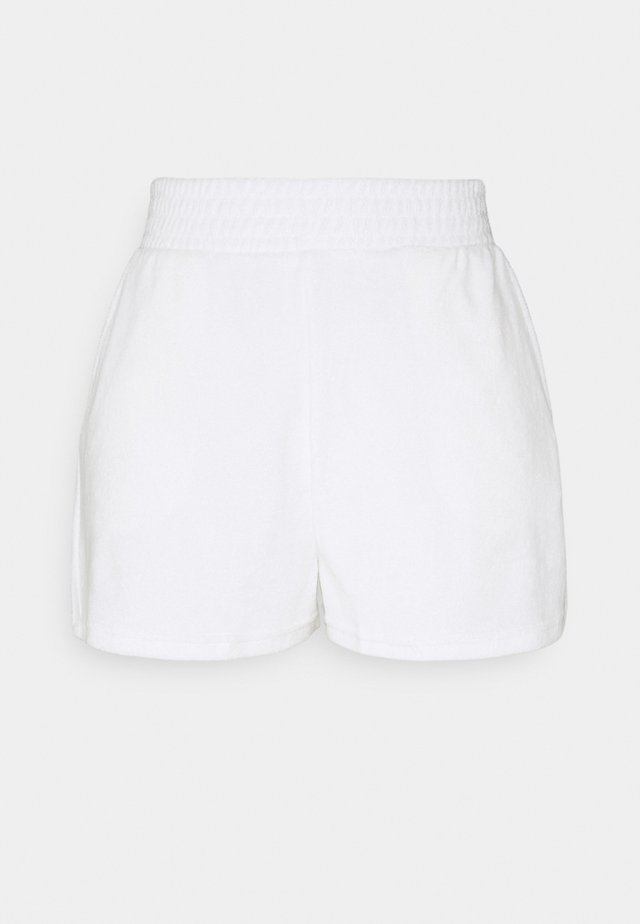 AVA TOWELLING - Shorts - offwhite