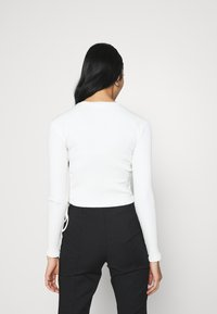 Even&Odd - Long sleeved top - off white - 2