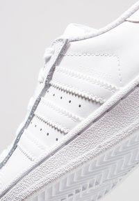adidas Originals - SUPERSTAR FOUNDATION - Trainers - footwear white - 2