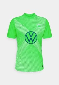 VFL WOLFSBURG  STAD - Club wear - sub lime/white