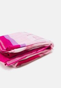 Calvin Klein Jeans - MARBLE SCARF - Šátek - pink - 1