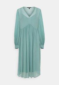 Esprit Collection - DRESS - Sukienka letnia - dark turquoise - 0