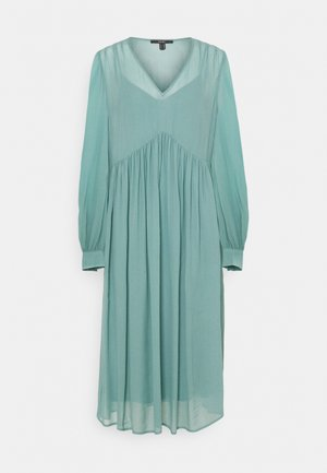 DRESS - Sukienka letnia - dark turquoise