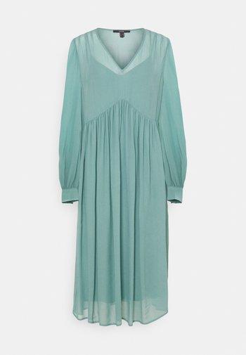 DRESS - Robe d'été - dark turquoise