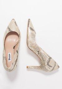 Dune London - ANNA - High heels - natural - 3