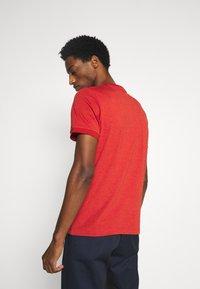 s.Oliver - KURZARM - T-shirt basique - orange - 2