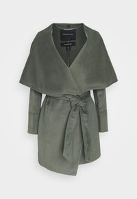 Forever New - WILLOW WRAP COATS - Classic coat - green - 4