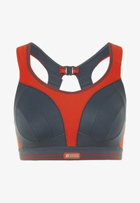 Shock Absorber - ULTIMATE RUN - Sports-bh'er - grenadine/grey