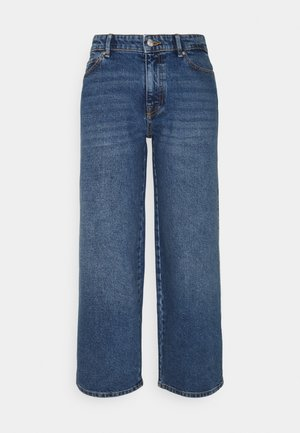 ONLSOPHIE WIDE LIFE - Bootcut jeans - medium blue denim