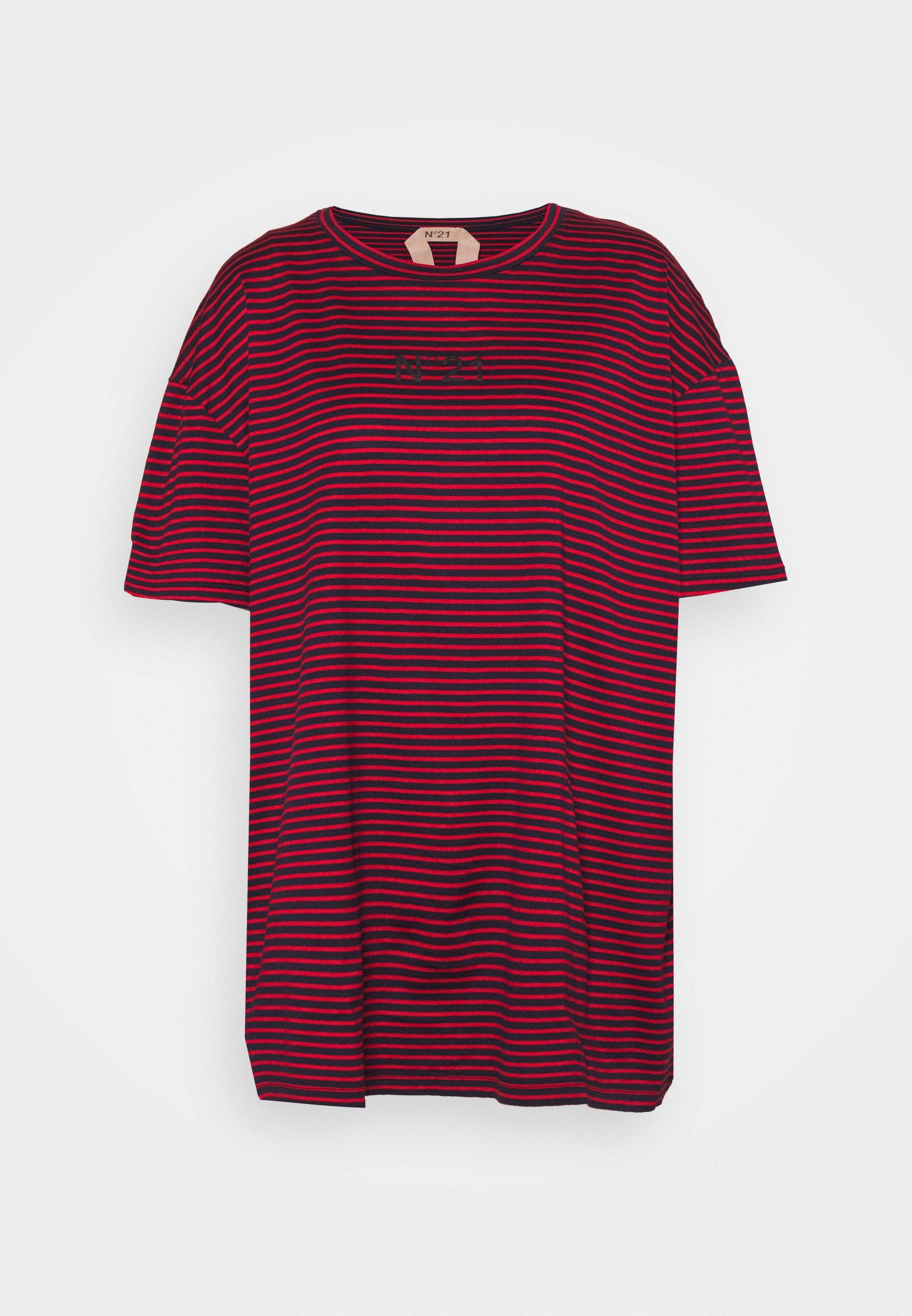 Women STRIPED TEE - Print T-shirt