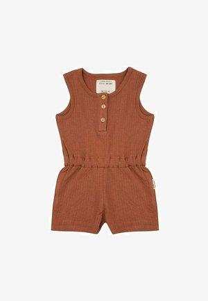 Jumpsuit - amber brown