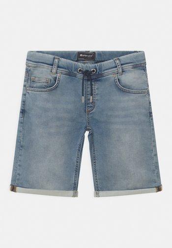 BOYS - Jeansshort - light blue