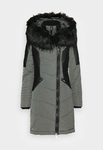 ONLLINETTE HOOD COAT - Winter coat - dark shadow