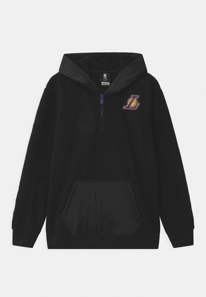 Outerstuff - NBA LA LAKERS ON FIRE ZIP UNISEX - Pelipaita - black