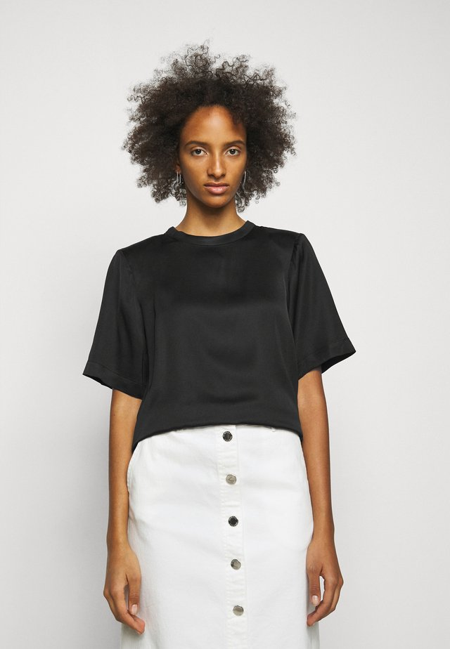 EMME TEE - Blouse - black